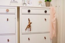 17 sometimes all you need to do is to hack your IKEA Hemnes cabinet with pulls or knobs to give it a fresh look