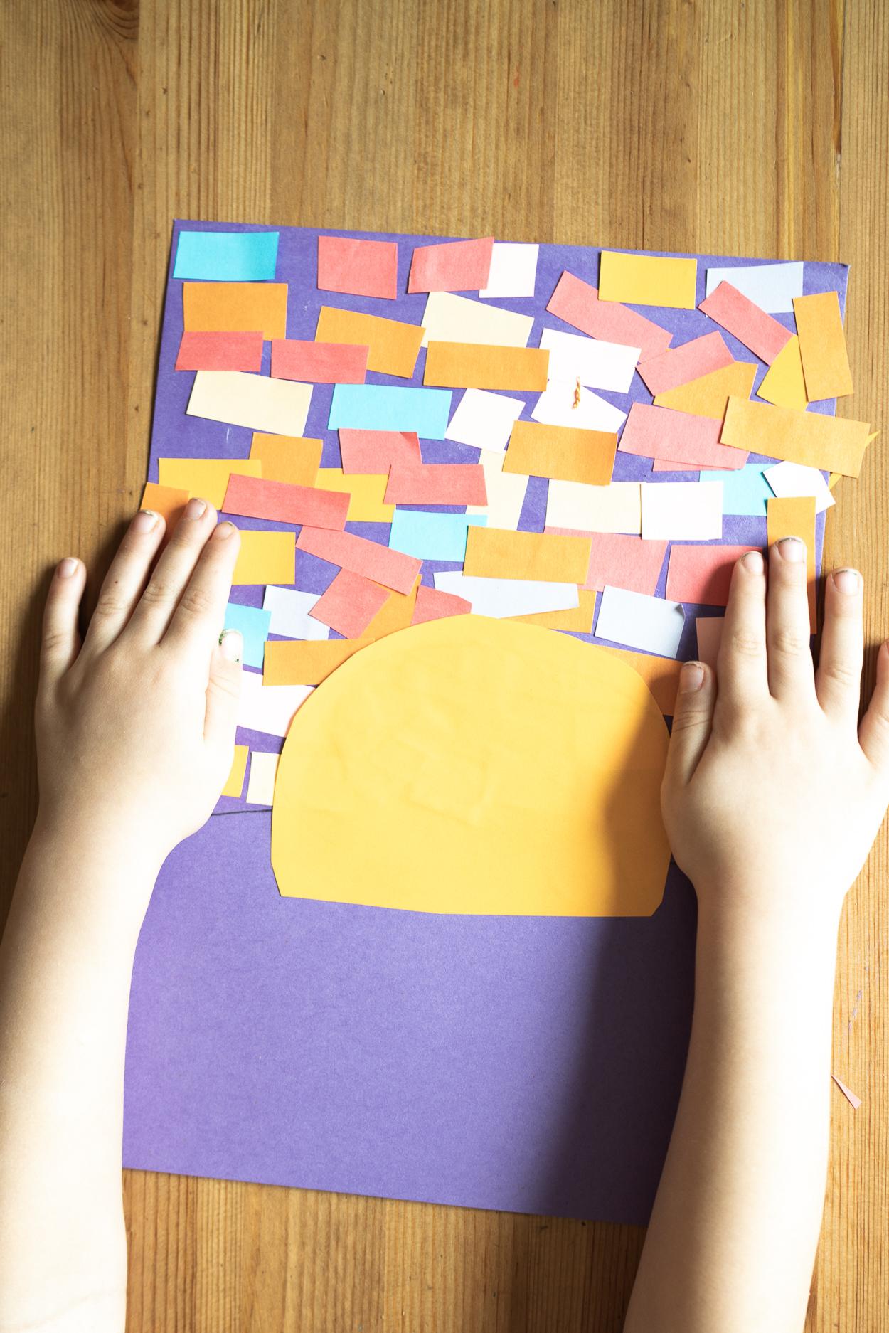 3 diy landscape paper crafts to make with kids
