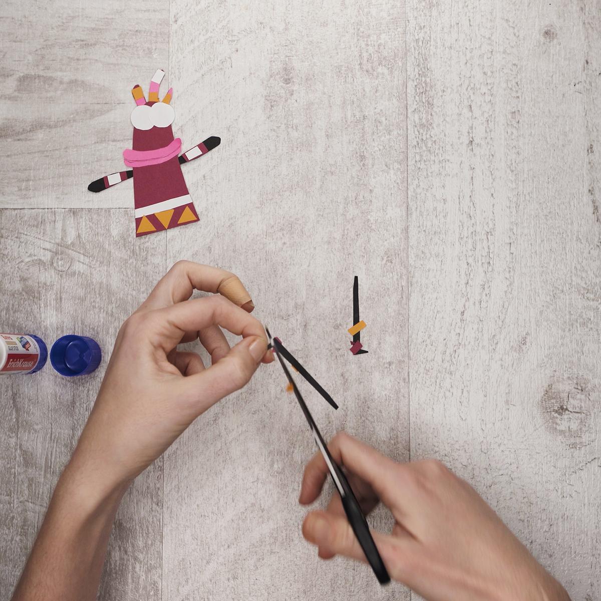 funny qumi qumi paper dolls craft
