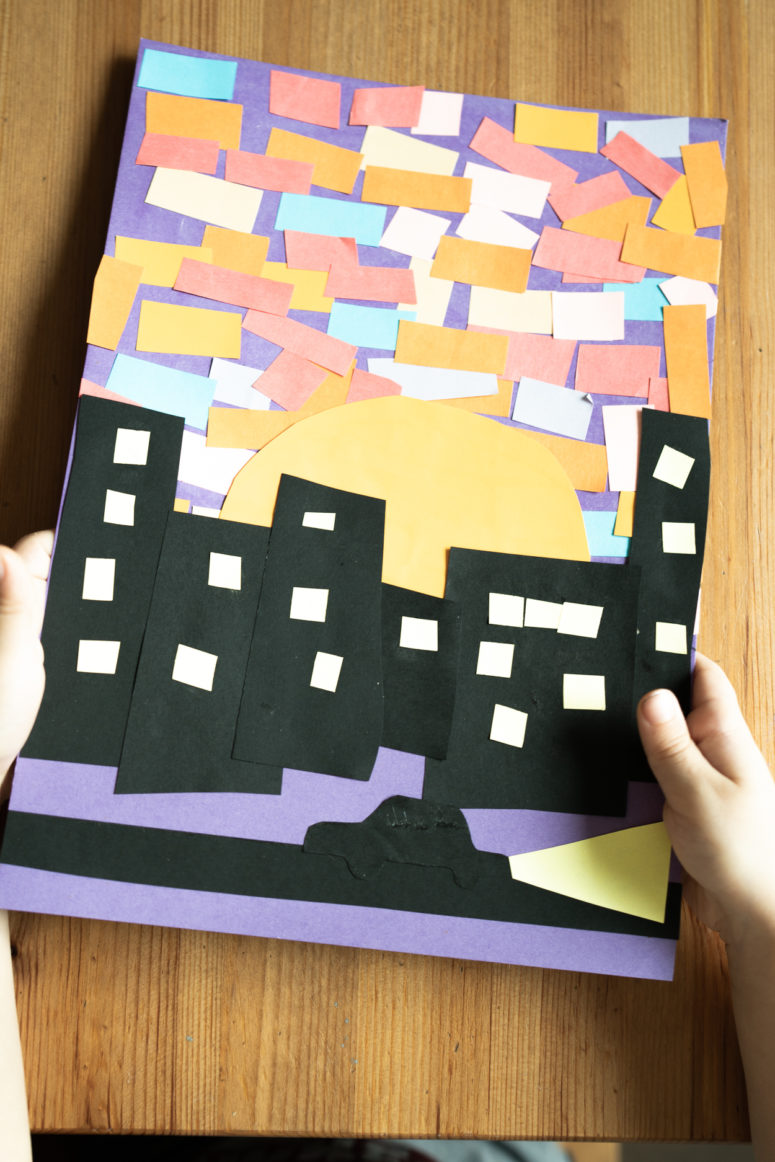 3 diy landscape paper crafts to make with kids