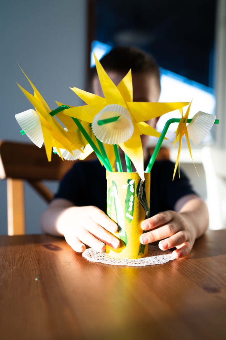 diy spring paper flowers your kids can make