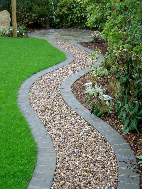 25 Gravel Garden Paths With Pros And Cons Shelterness