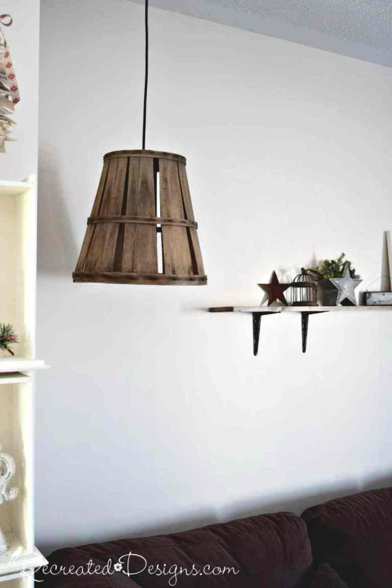 9 Diy Rustic Lamps For A Natural Feel In Your Home Shelterness