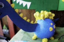 11 diy dinosaur birthday candy holder