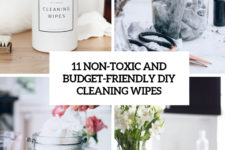 11 non-toxic and budget-friendly diy cleaning wipes cover