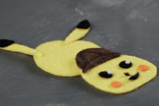 05 diy pikachu coaster and cup warmer