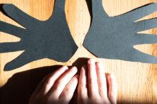10 3 running paper spider crafts