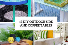 13 diy outdoor side and coffee tables cover