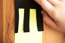 15 3 running paper spider crafts