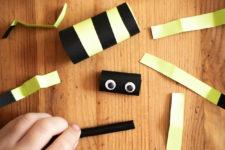 17 3 running paper spider crafts