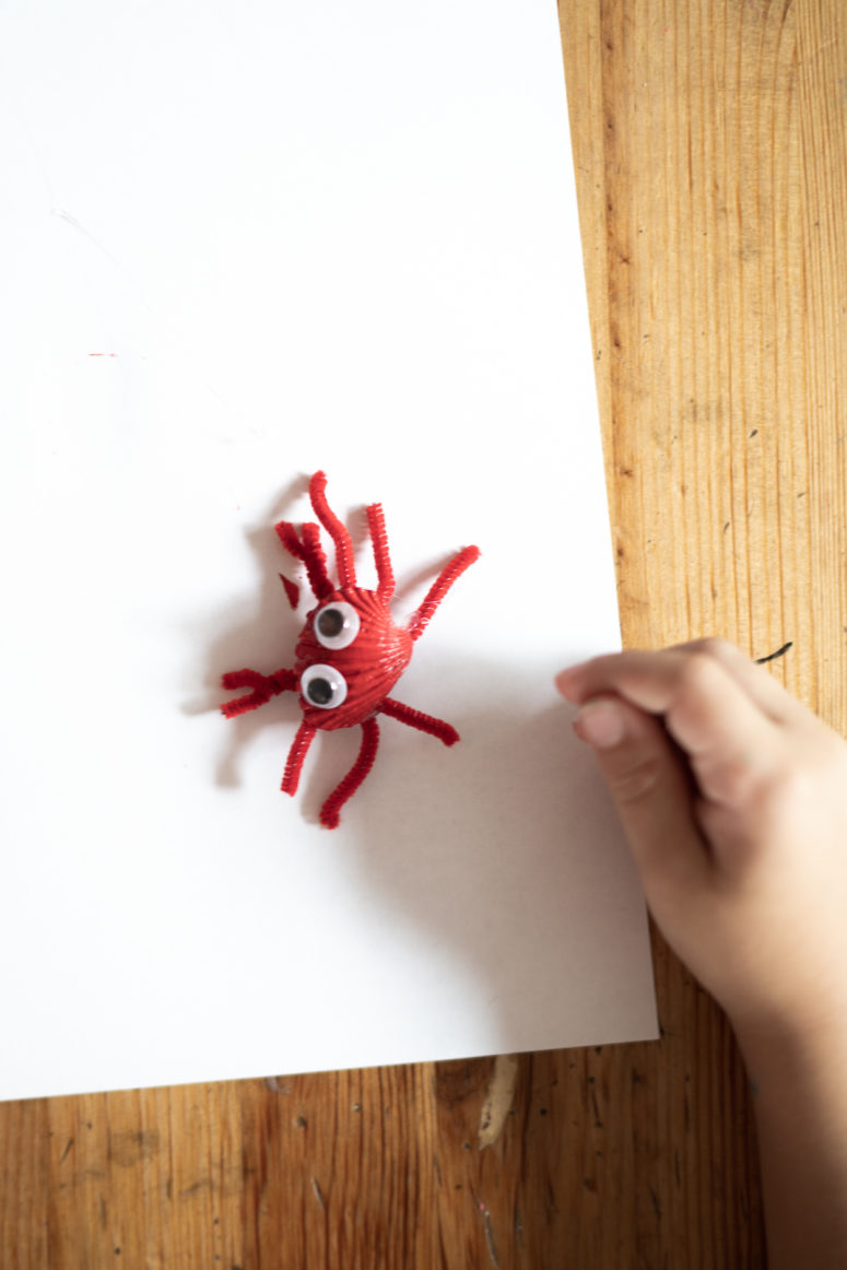 summer vacation memory craft for kids