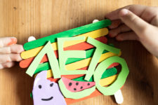 9 summer vacation memory craft for kids