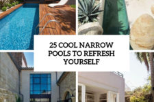 25 cool narrow pools to refresh yourself cover