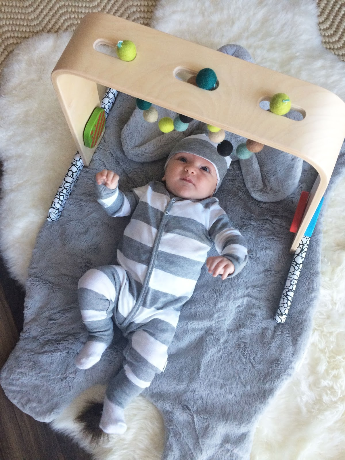 8 Cute Diy Baby Gyms To Develop Your Kid Shelterness