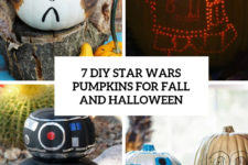 7 diy star wars pumpkins for fall and halloween cover