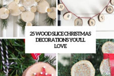 25 wood slice christmas decorations you'll love cover