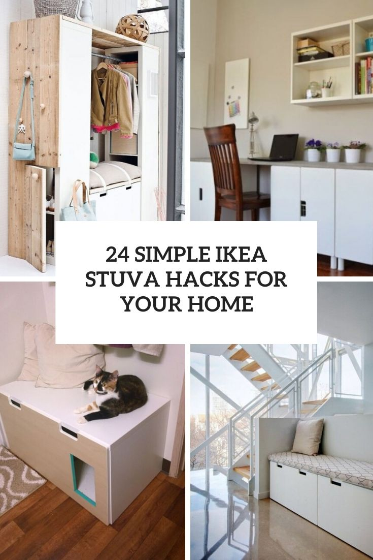 24 Simple IKEA Stuva Hacks For Your Home