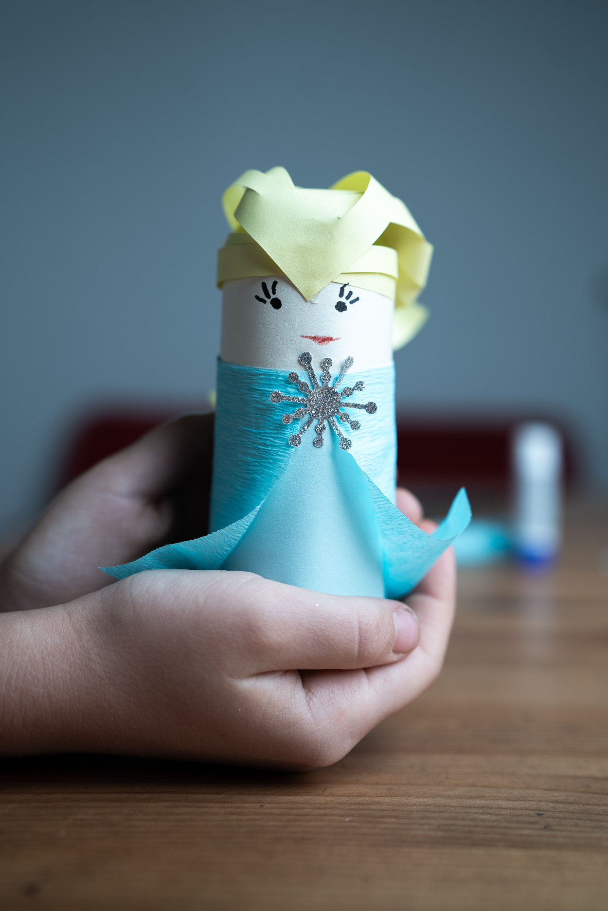 Picture Of frozen kids craft  22