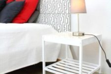 03 a dipped Nesna nightstand is much catchier than a usual one and such a craft won't take much time or effort