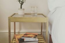 05 a light stained IKEA Nesna nightstand hack for a chic look – natural wood never goes out of style