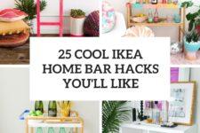 25 cool ikea home bar hacks you'll like cover