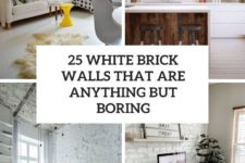 25 white brick walls that are anything but boring cover