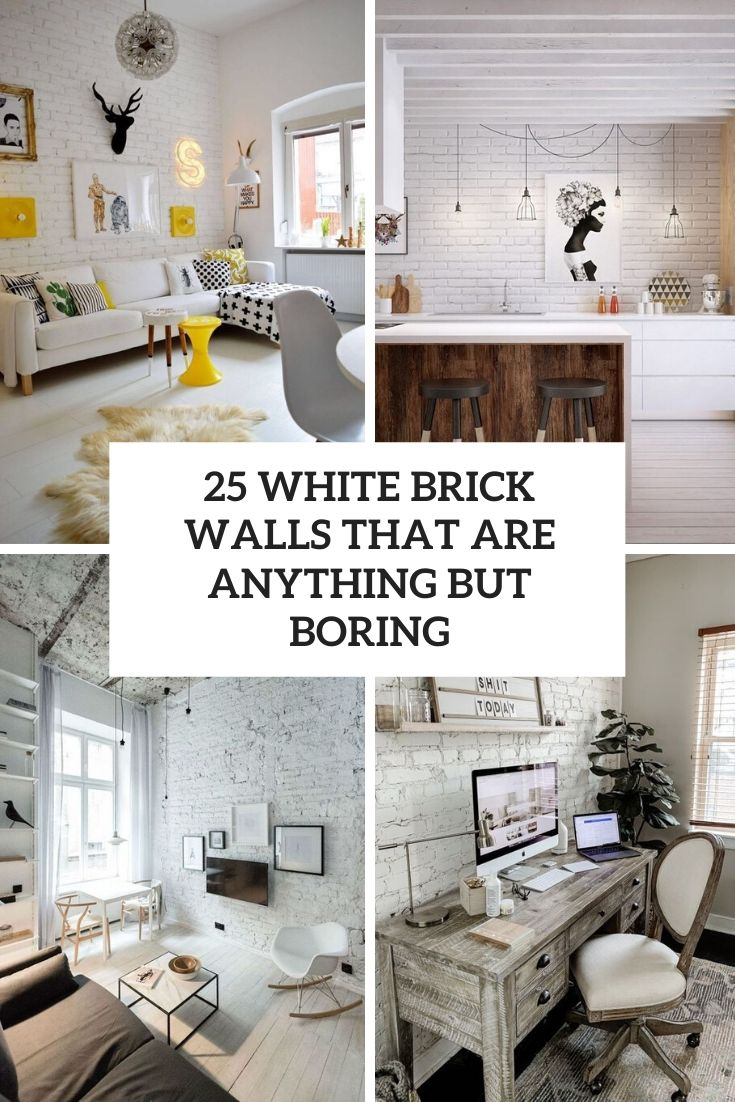 white brick walls that are anything but boring cover