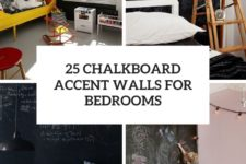 25 chalkboard accent walls for bedrooms cover