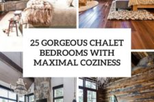 25 gorgeous chalet bedrooms with maximal coziness cover
