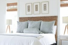 sea shells are perfect to add a coastal feel to the space