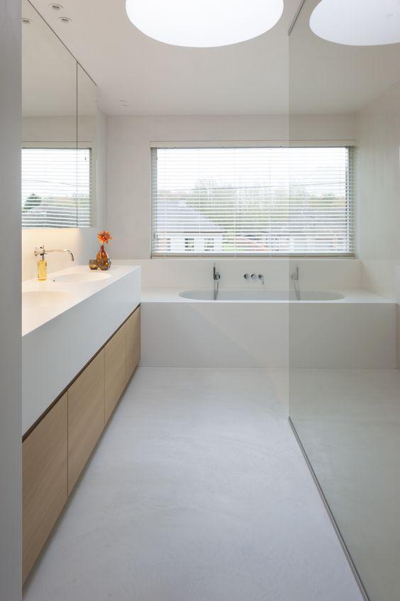 Aerts + Blower interieurarchitecten - woning te Rijmenam