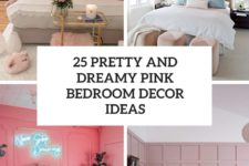 25 pretty and dreamy pink bedroom decor ideas cover