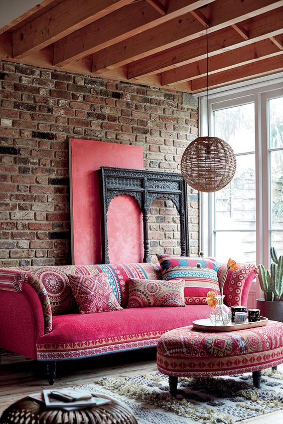 25 Lovely Pink Living Room Decor Ideas - Shelterness