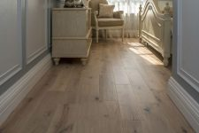 15 even if your space is rather dark, light wood flooring will brighten it up a bit
