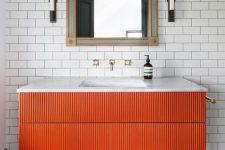 subway tiles ake any bathroom looks quite timeless