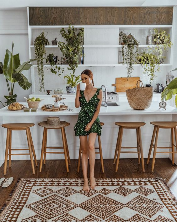 25 Bright Tropical Kitchen Decor Ideas Shelterness