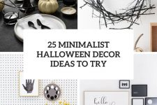 25 minimalist halloween decor ideas to try cover