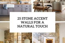 25 stone accent walls for a natural touch cover