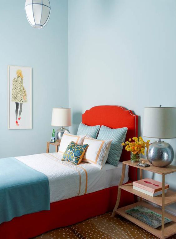 25 Daring And Bold Red Bedroom Decor Ideas Shelterness