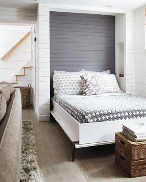 a practical guest bedroom idea
