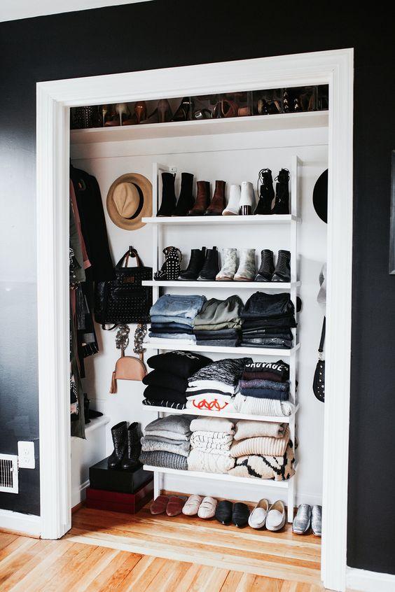 a practical closet design