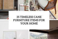 35 timeless cane furniture items for your home cover