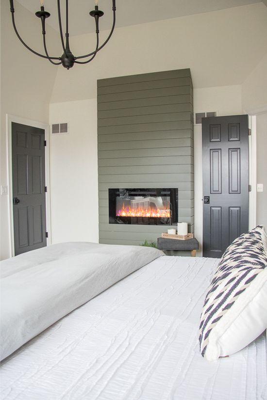 a cozy farmhouse bedroom design