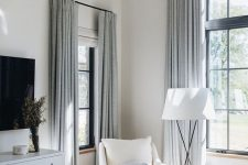 a light-filled neutral bedroom design