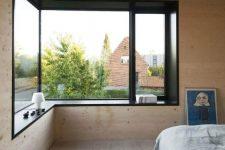 a cozy minimalist bedroom design
