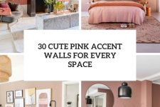 30 cute pink accent walls for every space cover