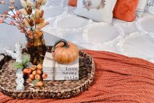 DIY faux pumpkins are perfect for fall decor
