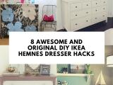 21 Simple Yet Stylish IKEA Hemnes Dresser (1)