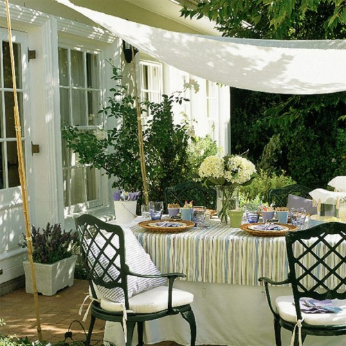 Best Summer Tablecloths For Outdoors