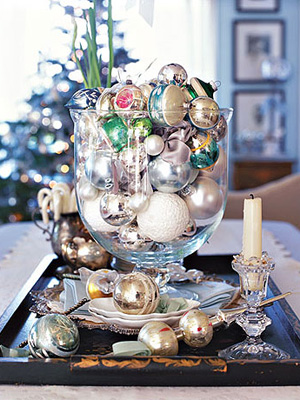 Ornament Jar (via countryliving)